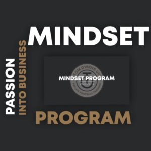 Our Brand New Mindset Program!
